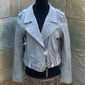 Blank NYC Alder Jacket (Leather)